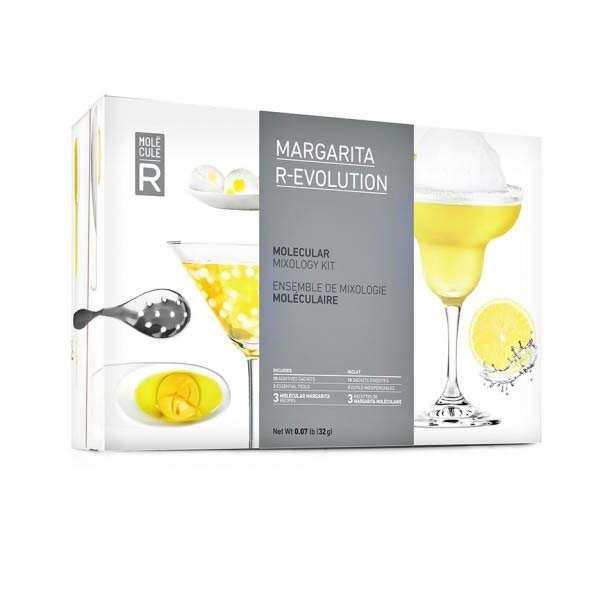 Kit cocktail mol culaire margarita r evolution saveurs - Cocktail cuisine moleculaire ...