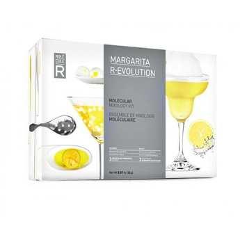 Saveurs MOLÉCULE-R - Kit cocktail moléculaire - Margarita R-Evolution