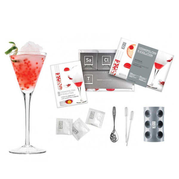 Molecular Mixology Kit - Cosmopolitan R-Evolution