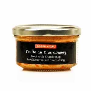 Roger Vidal - Terrine de truite au chardonnay
