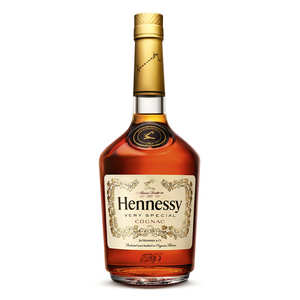 Cognac Hennessy - Cognac Hennessy - Very special - Edition limitée Ryan Mc Giness 40%
