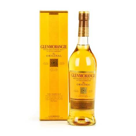 Glenmorangie - Whisky Glenmorangie The Original 10 ans - single malt - 40%