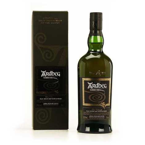 Distillerie Ardbeg - Whisky Ardbeg Corryvreckan - single malt - 57.1%