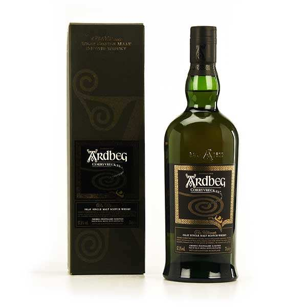 Ardbeg Corryvreckan - single malt - 57.1%