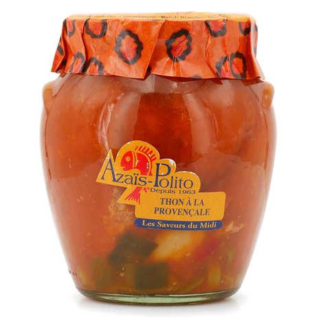 Azaïs-Polito - Tuna - Provençale recipe
