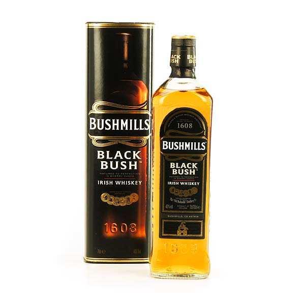 Bushmills black bush - blended whisky - 40%