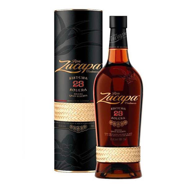 Zacapa 23 - Guatemalan Rum - 40%