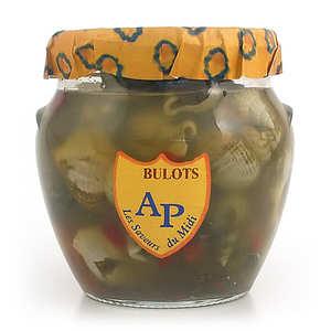 Azaïs-Polito - Bulots en court bouillon