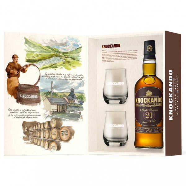 Sélection whisky single malts
