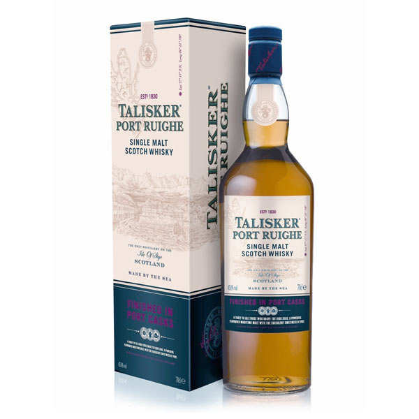 Talisker - Port Ruighe single malt whisky - 45.8%