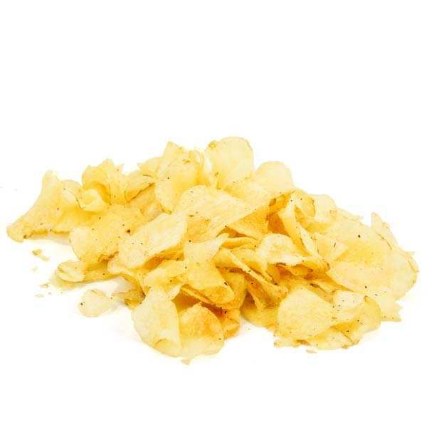 Chips saveur truffe
