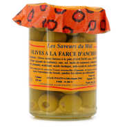 Azaïs-Polito - Anchovy stuffed olives