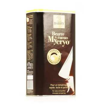 Cacao Barry - Beurre de cacao Mycryo