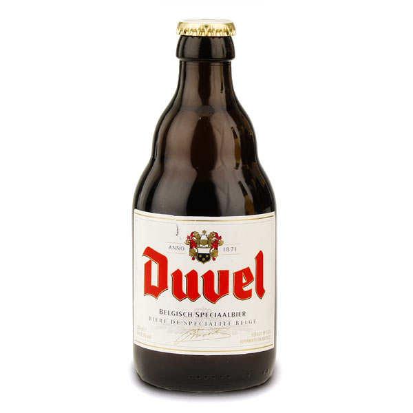 Duvel beer - 8.5%