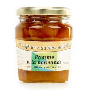 Marc Juré - Confiture de pommes à la normande bio