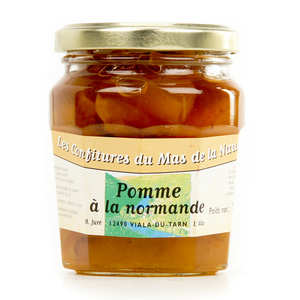 Marc Juré - Organic Normandy Style Apple Jam