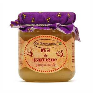 La Roumanière - Garrigue honey - Provence