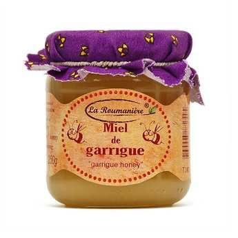 La Roumanière - Miel de garrigue - Provence