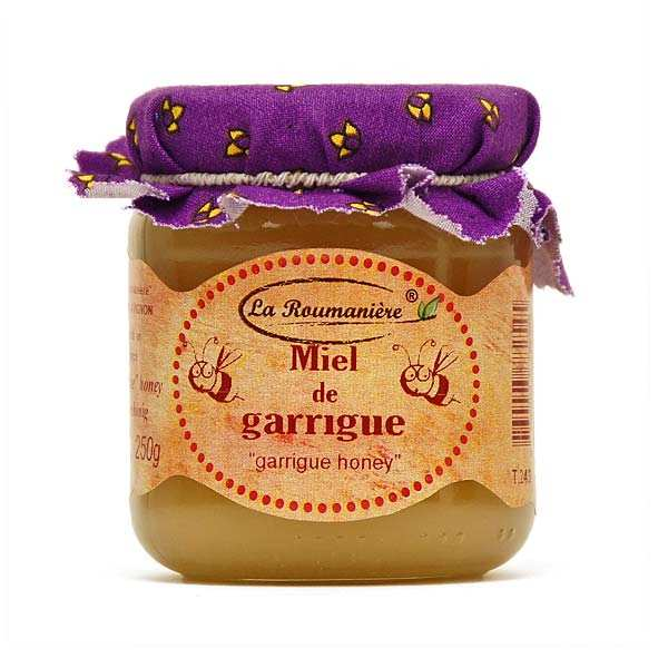 Garrigue honey - Provence