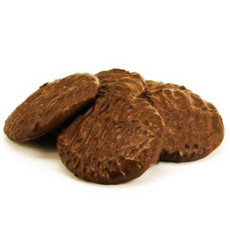 Border Biscuits - Border Dark Chocolate Ginger Biscuits