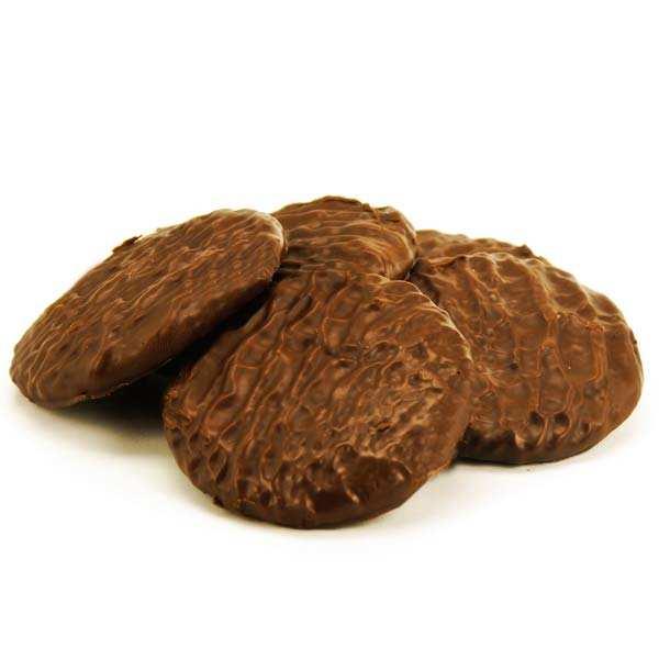 Border Dark Chocolate Ginger Biscuits