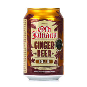 Old Jamaïca - Ginger Beer - Old Jamaïca - Soda au gingembre