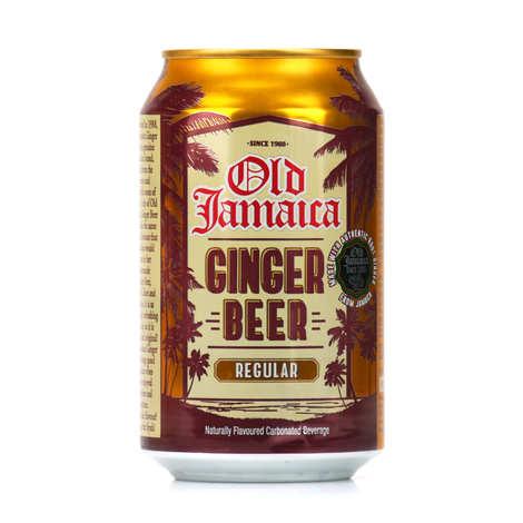 Old Jamaïca - Ginger Beer - Old Jamaica