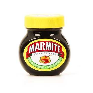 Marmite Yeast extract - Tartine salée