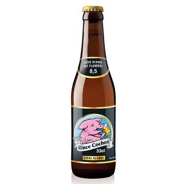 Rince Cochon - Bière belge blonde - 8,5%