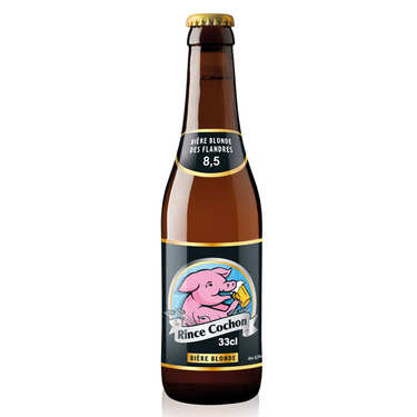 Rince Cochon - Speciality Belgian Beer - 8.5%