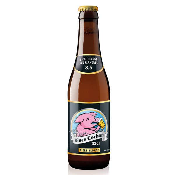 Rince Cochon - Bière belge de spécialité - 8,5%