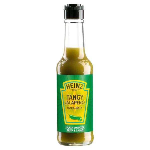 Heinz - sauce Jalapeno vert - sauce piquante