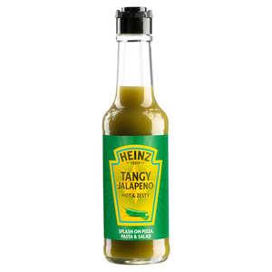 Heinz - Heinz Tangy & Sharp Green Jalapeno Hot Sauce