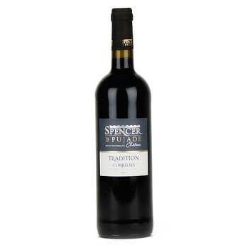 Château Spencer Lapujade - Corbieres Chateau Spencer - La Pujade - Red Wine
