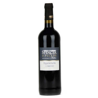 Corbieres Chateau Spencer - La Pujade - Red Wine