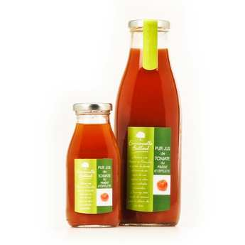 Emmanuelle Baillard - Pure Tomato Juice with Espelette Chilli