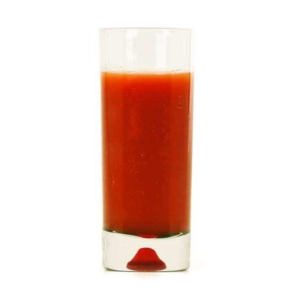 Pur jus de tomate au piment d'Espelette