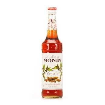 Monin - Cinnamon Syrup