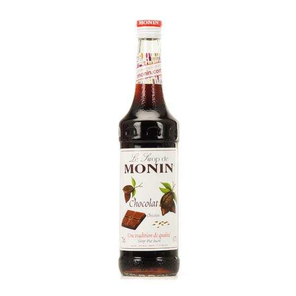 Chocolate syrup Monin