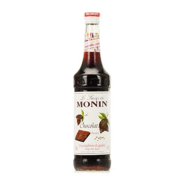 Chocolate syrup Monin