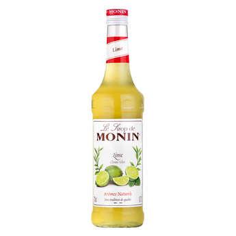 Monin - Sirop citron vert Monin
