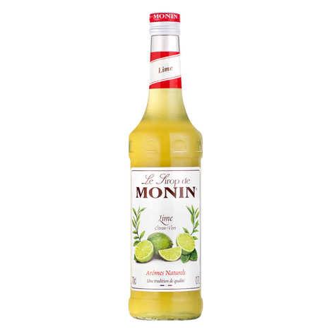 Monin - Lime syrup Monin