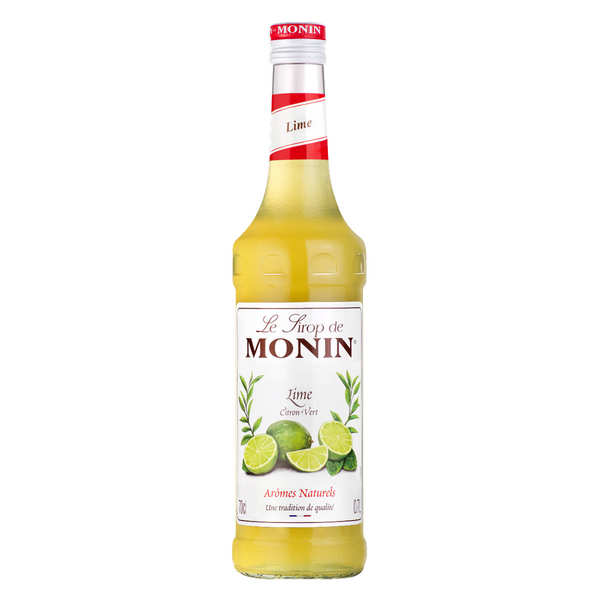 Lime syrup Monin