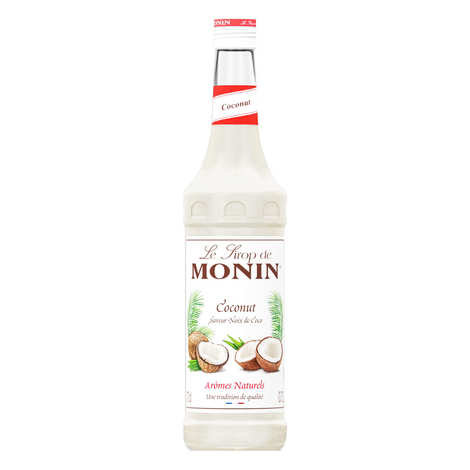 Monin - Coconut syrup - Monin