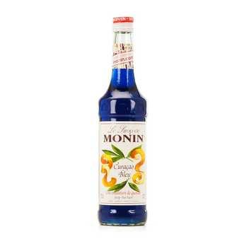 Monin - Sirop Curaçao bleu Monin