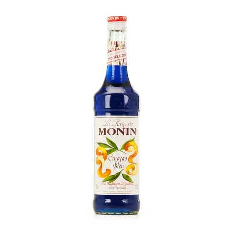 Monin - Blue Curaçao Syrup