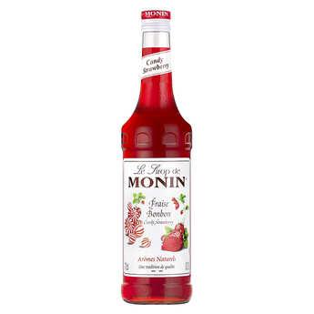 Monin - Sirop fraise bonbon Monin