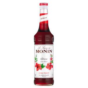 Monin - Sirop Hibiscus Monin
