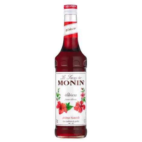 Monin - Hibiscus syrup Monin