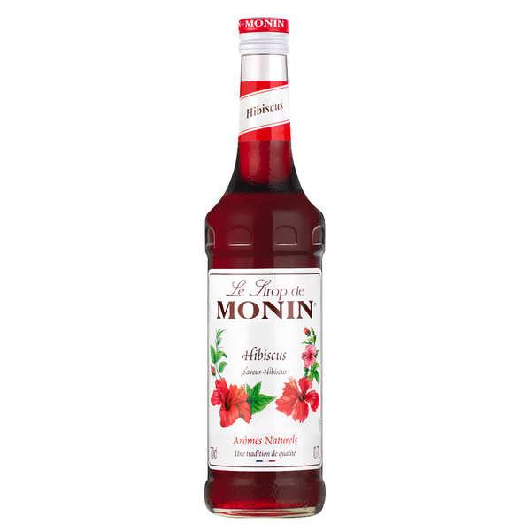 Hibiscus syrup Monin